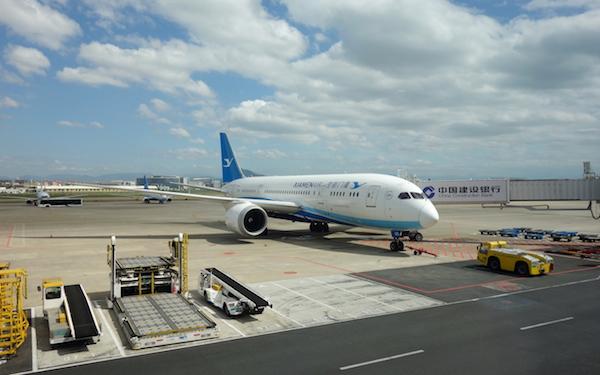 廈門航空(照片來源:維基百科)