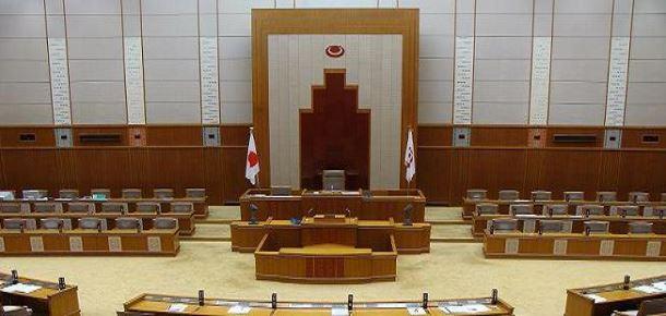 沖繩縣議會(圖片來源:沖繩縣議會網站)