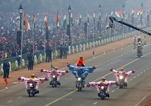 印度(圖片來源:美聯社)