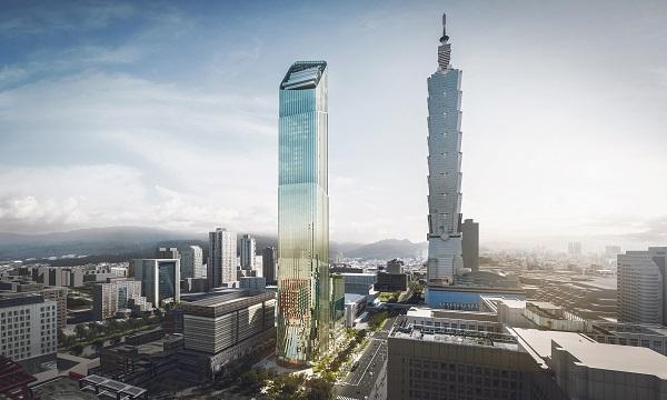 Taipei Sky Tower concept image