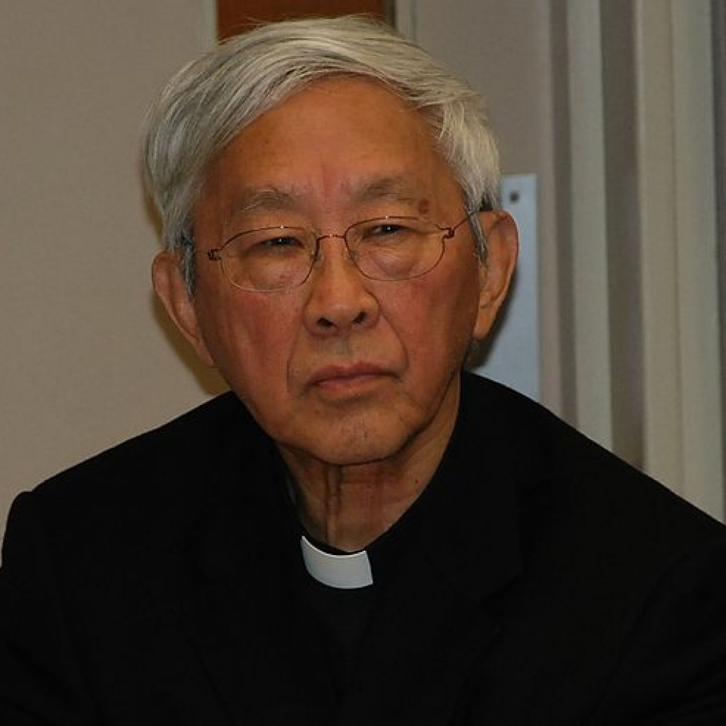 Cardinal delivers letter from 'Underground Church' in China to Pope Francis