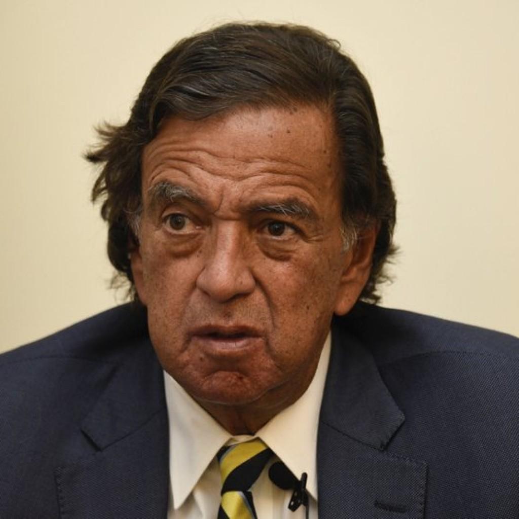 美國資深外交官李察遜(Bill Richardson),直指翁山蘇姬缺乏道德感,因而退出羅興亞危機的國際會議。 (美聯社)