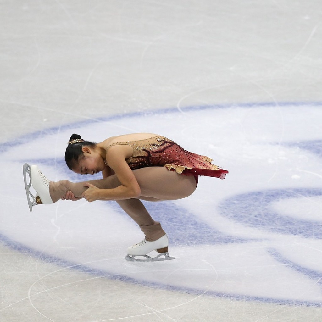 East Aurora's Hawayek wins gold at Four Continents event