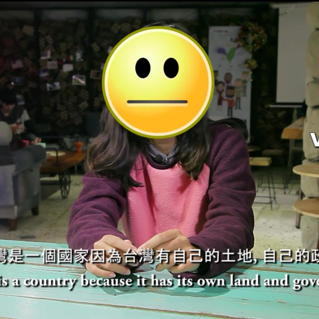圖片來源:(截圖)《專訪18國》老外覺得台灣是個國家嗎? ft. (中華民國邦交國名單) Is Taiwan A Country? You