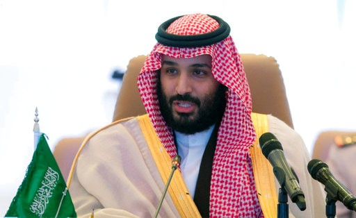 沙烏地阿拉伯遭逮的王子(圖片來源:美聯社)