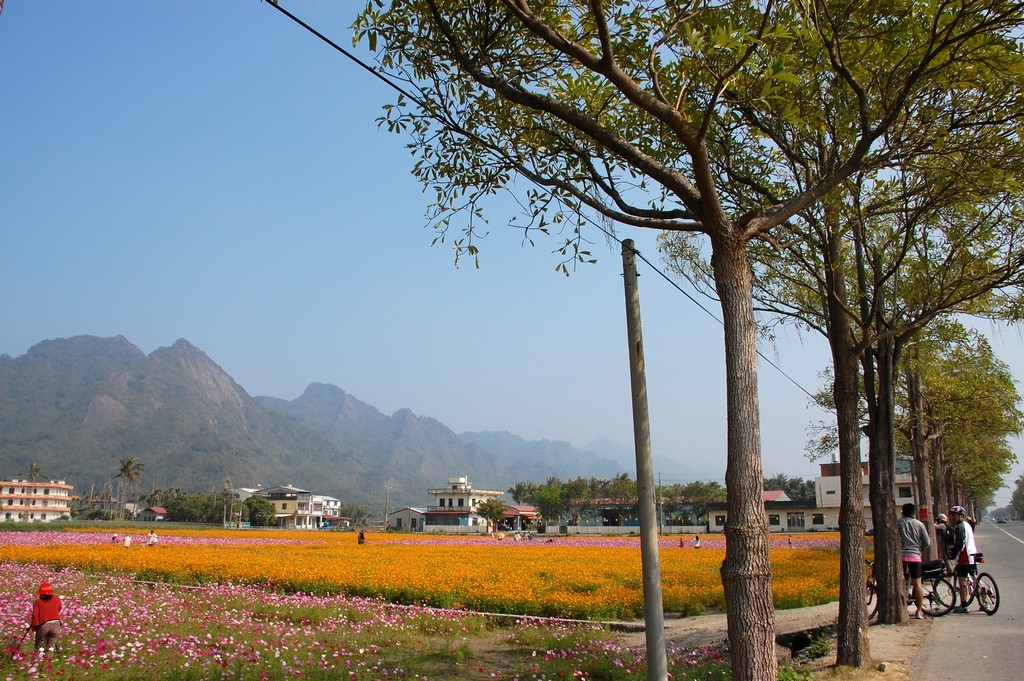 One of the travel destinations in Taiwan: Meinong District, Kaohsiung City (Image courtesy of Tourism Bureau website)