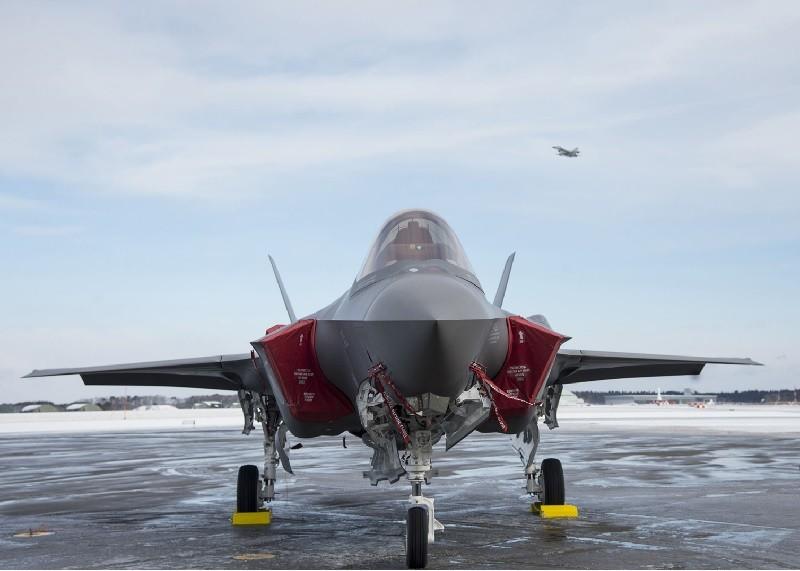 日本航空自衛隊在三澤空軍基地,引進首架F-35A匿蹤戰機。翻攝美軍太平洋司令部官網