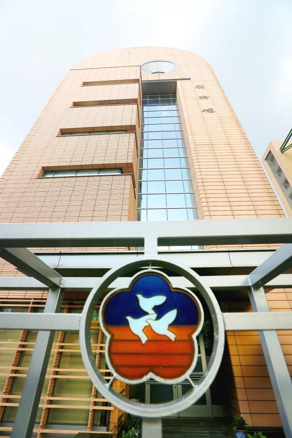 National Women's League HQ in Taipei.