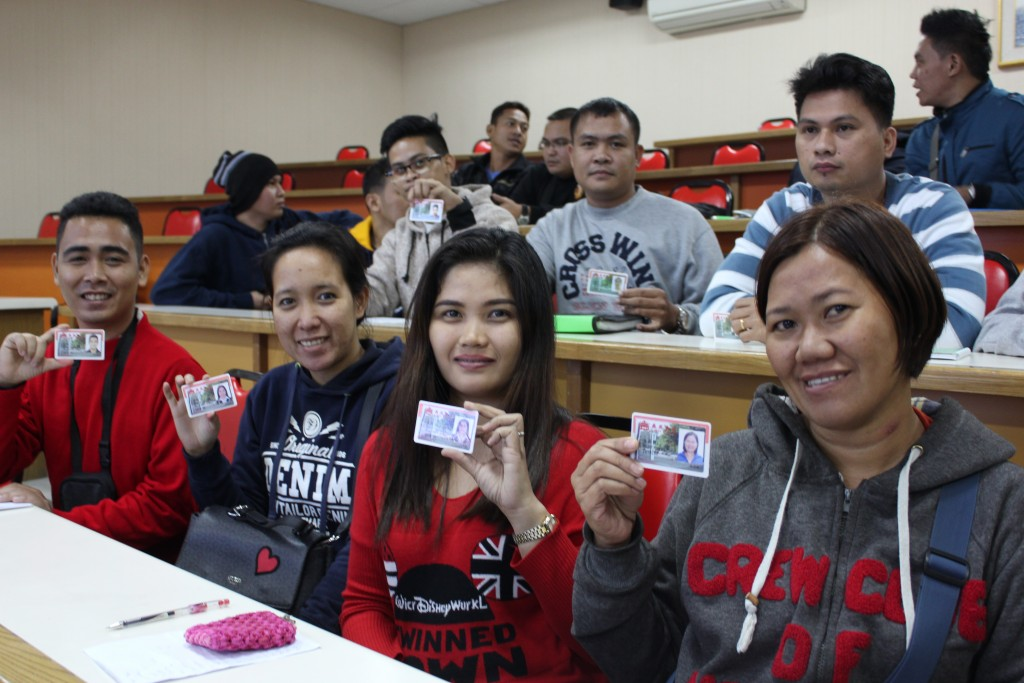 First batch of direct-hiring OFWs from Davao arrives in Taiwan