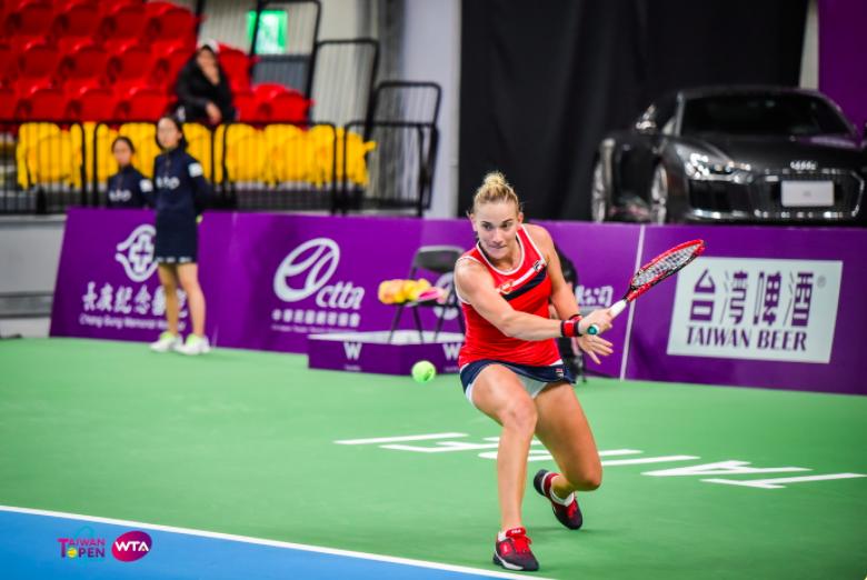 圖片來源: WTA 台灣賽 提供