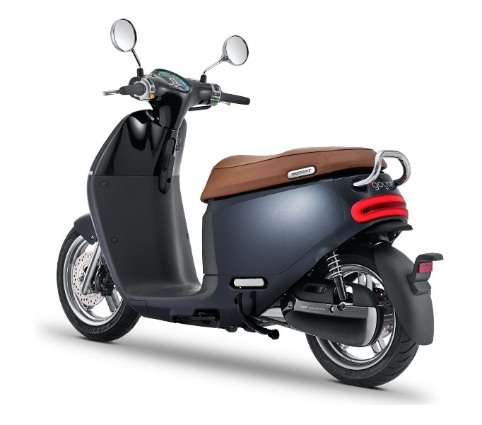 Gogoro 2 Deluxe launches in Taiwan