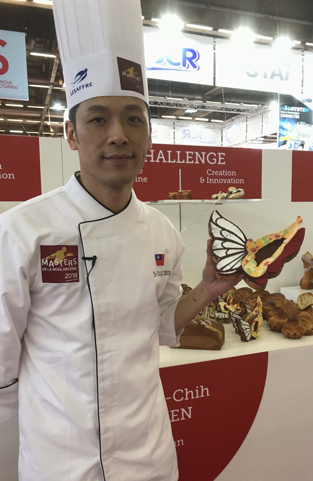 Sweet and sour interpretations of Jules Verne inspires Taiwanese artisan