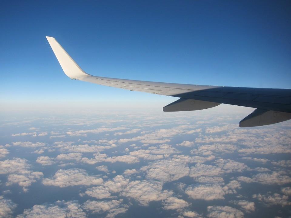 飛機示意圖(圖片來源:Pixabay)