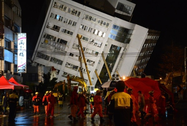 Death toll from eastern Taiwan earthquake rises to 10