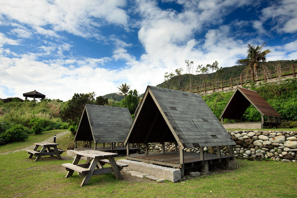 Shitiping Campground (Photo courtesy of East Coast National Scenic Area)