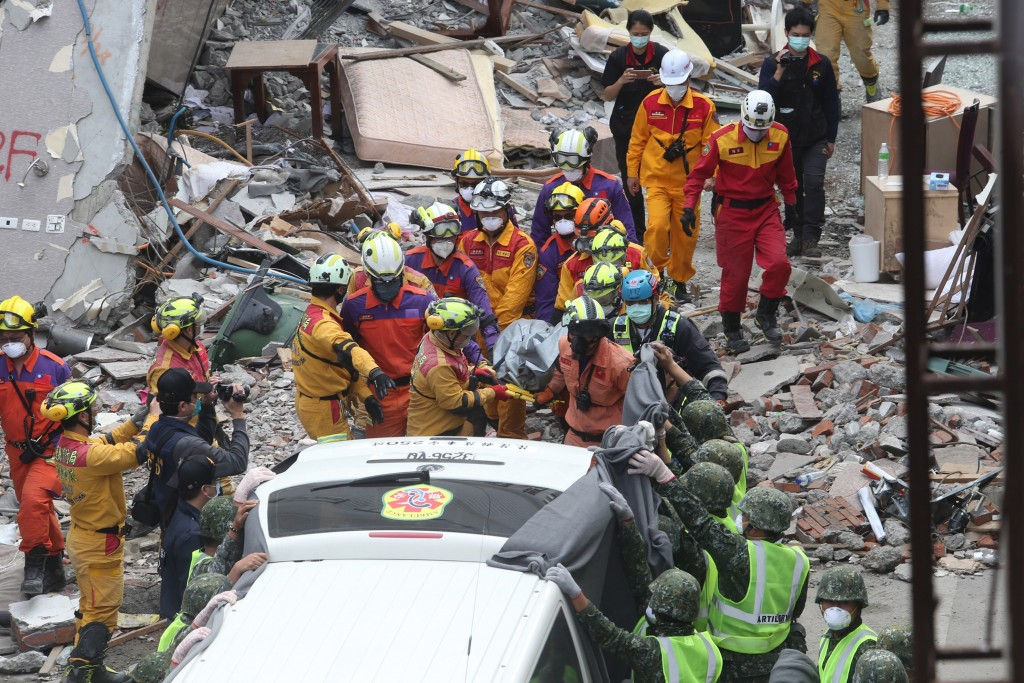 Pope Francis offers prayers after Taiwan earthquakes