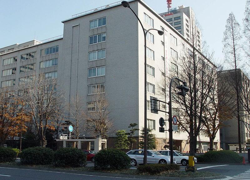 日本農林水產省大廈(圖片來源:維基百科)