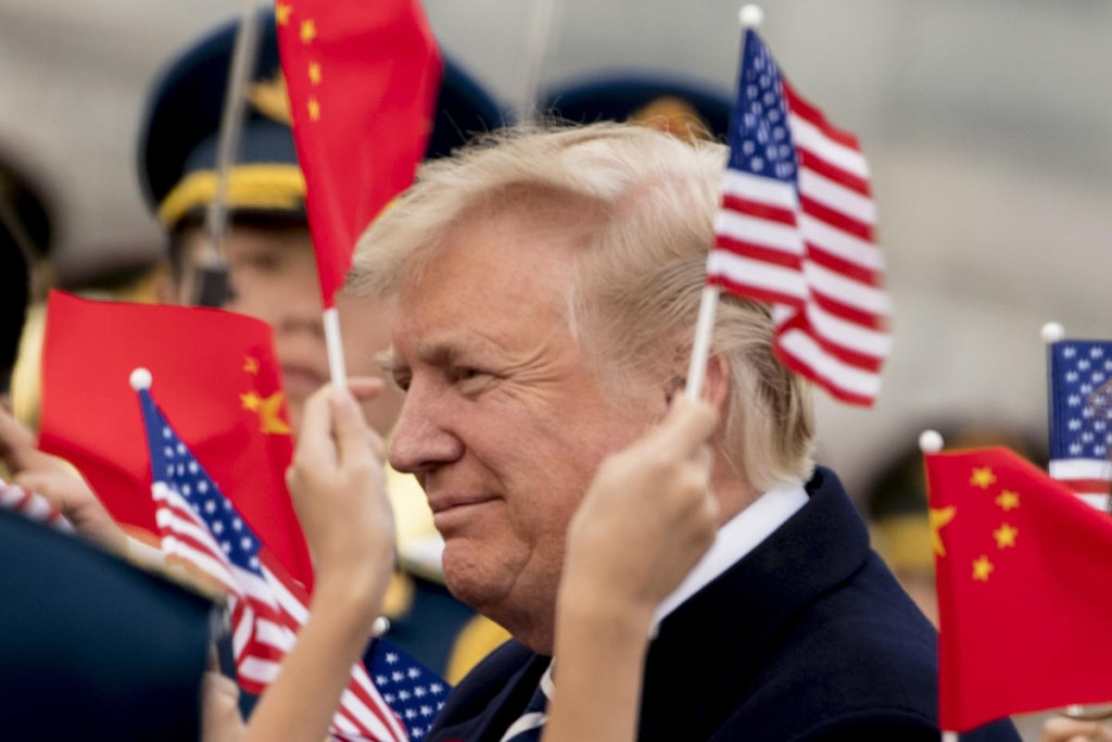 Trump and allies vulnerable to Chinese tit for tat over trade
