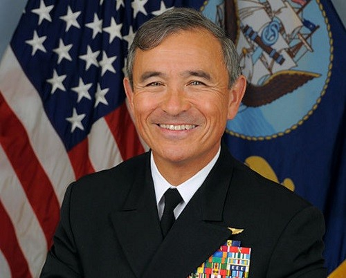 Admiral Harry Harris Jr.