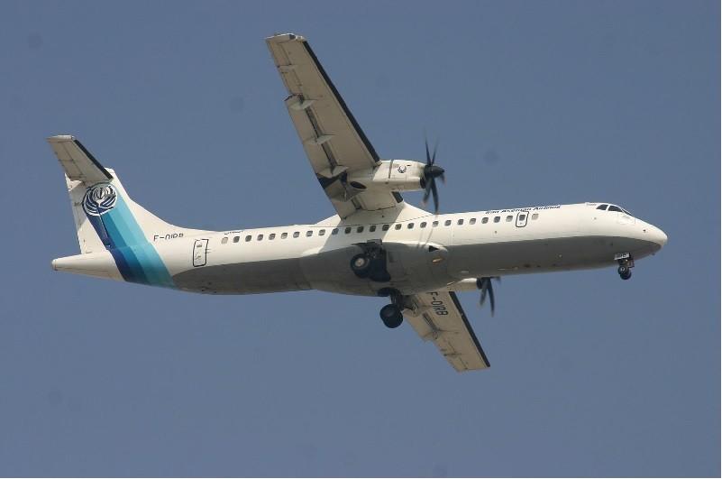 圖為ATR-72同型機。翻攝commons.wikimedia.org