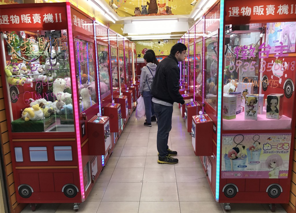 Arcade claw machines have suddenly turned into a big business.