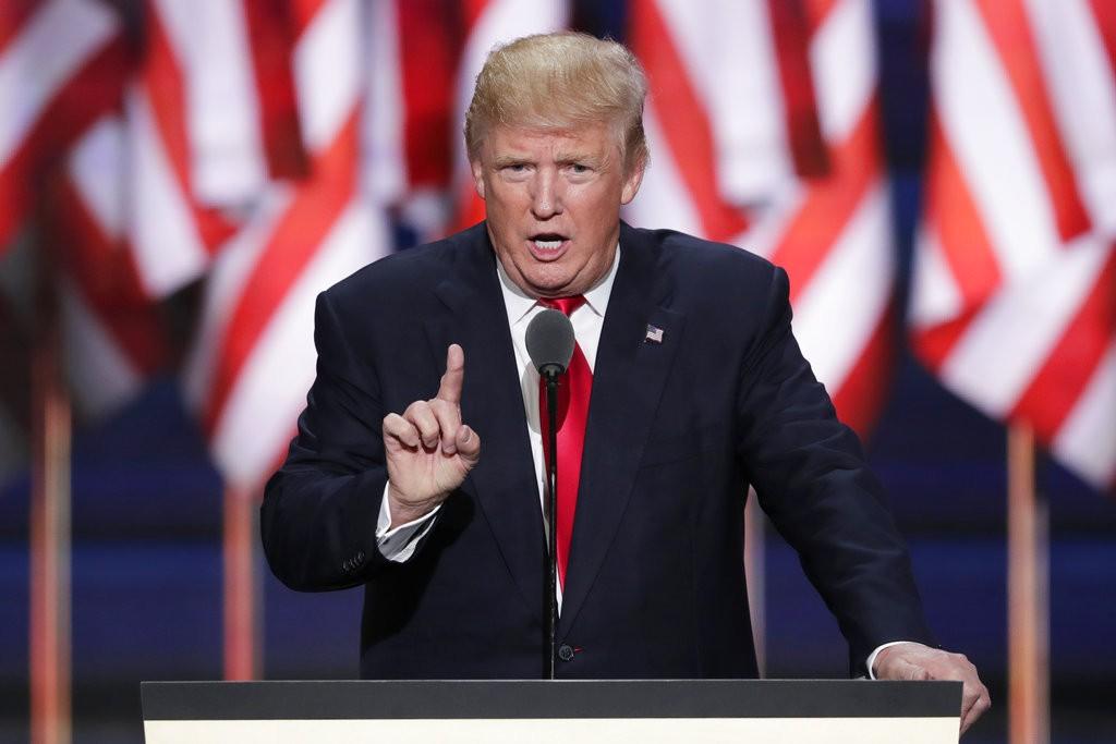 美國總統川普(圖片來源:美聯社)