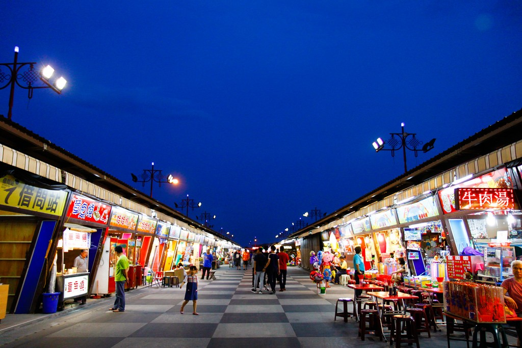 Dongdamen Night Market (Credit: Flickr user yenlife007)