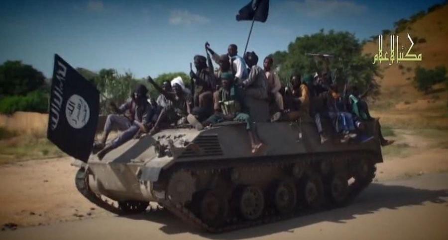 博科聖地係非洲北部一奉行伊斯蘭基本教義的基進組織。自2009年開始發動數起綁架事件。(翻攝 Twitter)