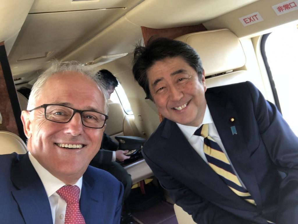 澳洲首相訪美:中國對澳不是威脅
