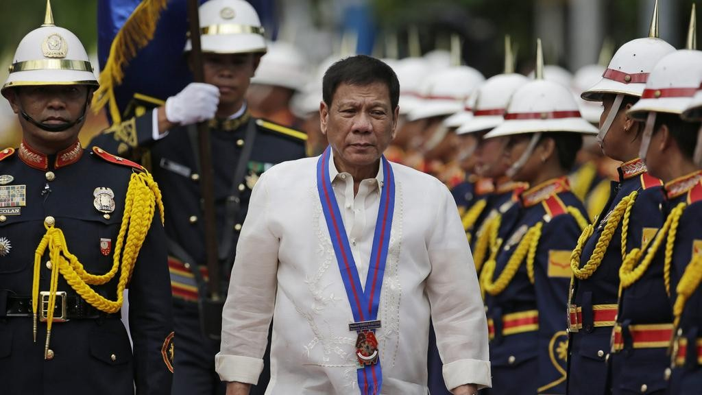 Palace says U.S. intel report on Duterte 'myopic and speculative'