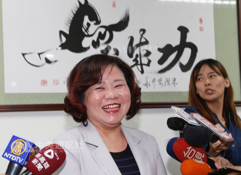 Hsu Ming-chun was appointed as new minister of labor