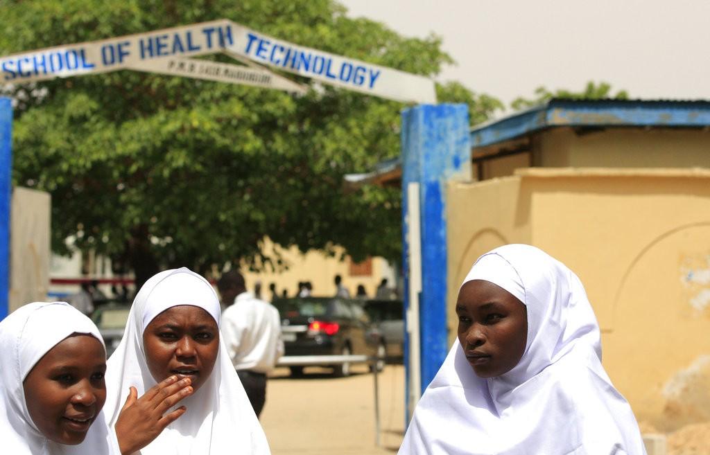 奈及利亞女學童示意圖。非當事人(圖片來源:美聯社)