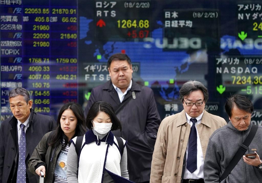 日本市場示意圖(圖片來源:美聯社)