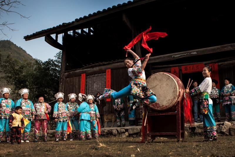 「大美瀟湘-湖南風光風情攝影展」將展示60幅作品,把湖南的風光風情風俗,展現給台灣民眾。