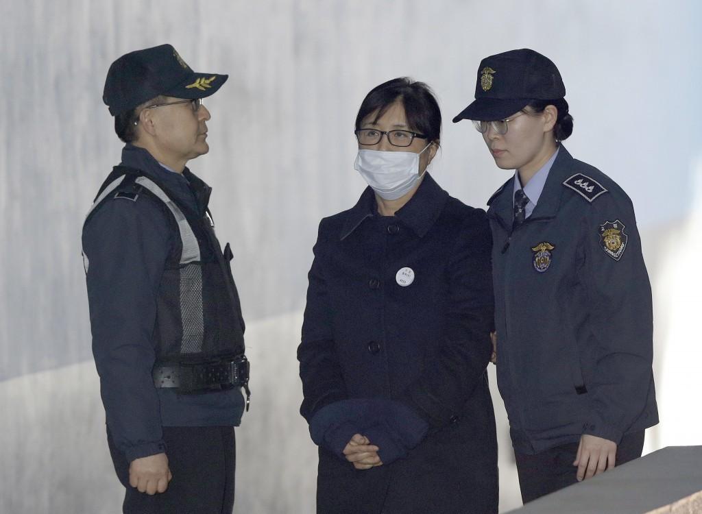 南韓前總統朴槿惠貪污濫權案 檢方求刑30年