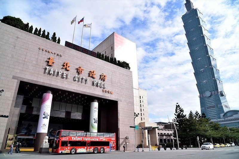 (photo credit: Taipei City Department of Information and Tourism)