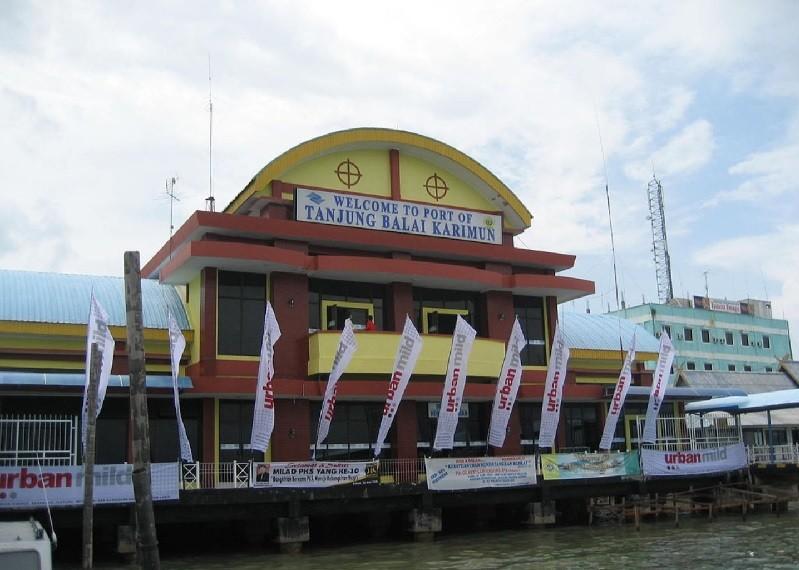 「緯龍號」日前遭印尼緝私巡艇攔查,拖往印尼卡里蒙群島(By Masgatotkaca/Wikimedia Commons)