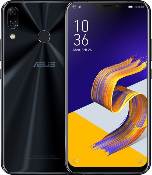 ASUS presented its first AI phones at the MWC in Barcelona.
