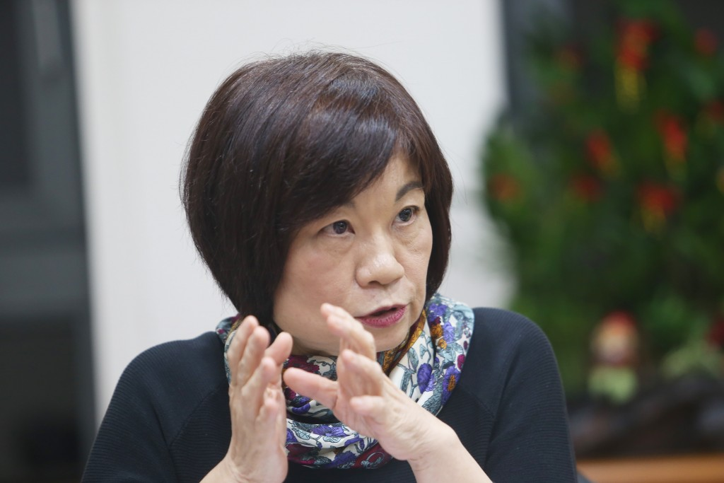NDC Minister Chen Mei-ling.
