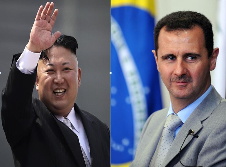 聯合國專家小組說,平壤近五年來多次運送被禁止使用的彈道飛彈、傳統武器等至敘利亞。 (美聯社)