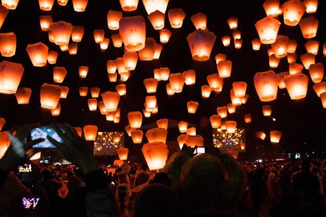 2018 Pingxi Sky Lantern Festival takes off tomorrow in New Taipei