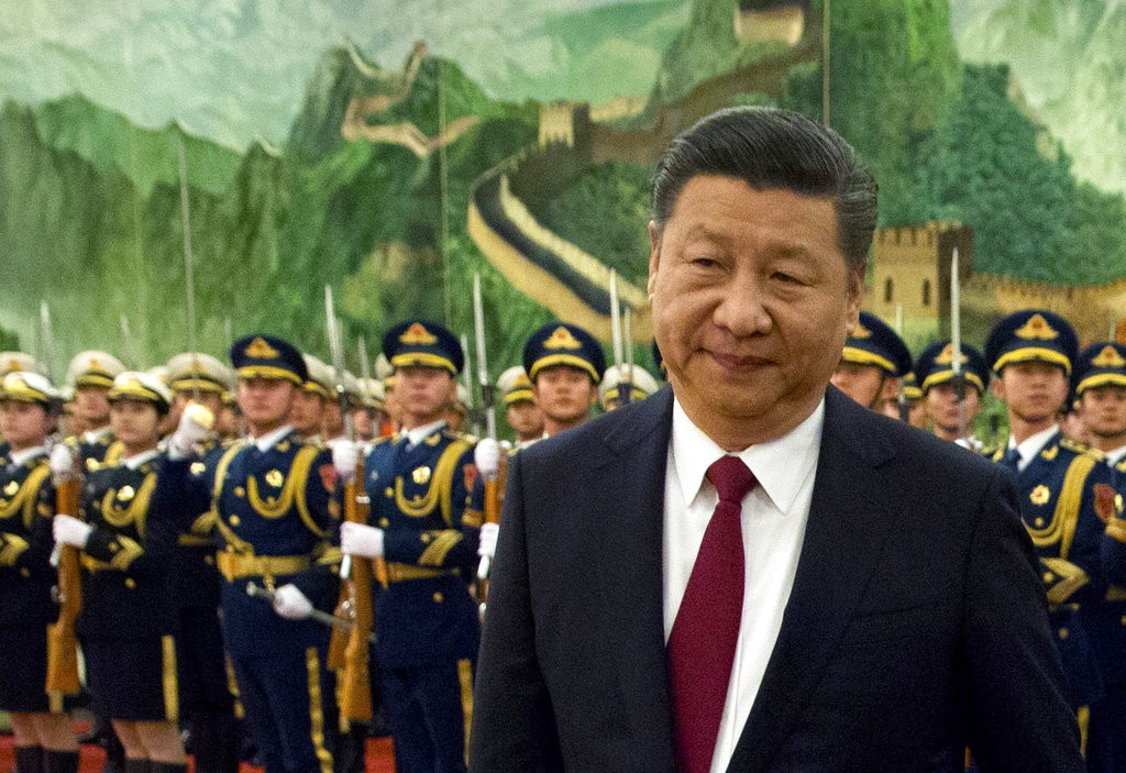 China pledges strong growth as Xi bids to rule indefinitely