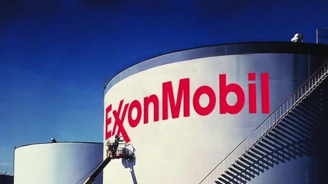 世界第一大石油公司埃克森美孚 (Exxon Mobil)。 (翻攝 網路)