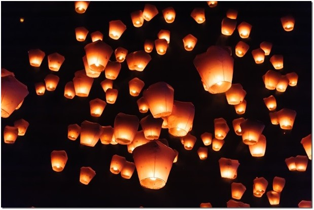 Pingxi Sky Lantern Festival lifts off today