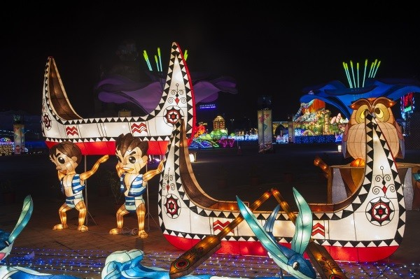 (Image from Taiwan Lantern Festival website)