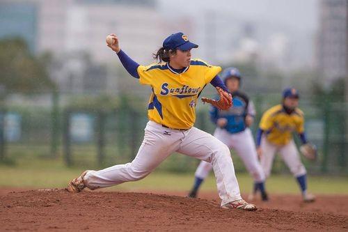 Photo courtesy of the Taiwan Women's Baseball Advocate Association