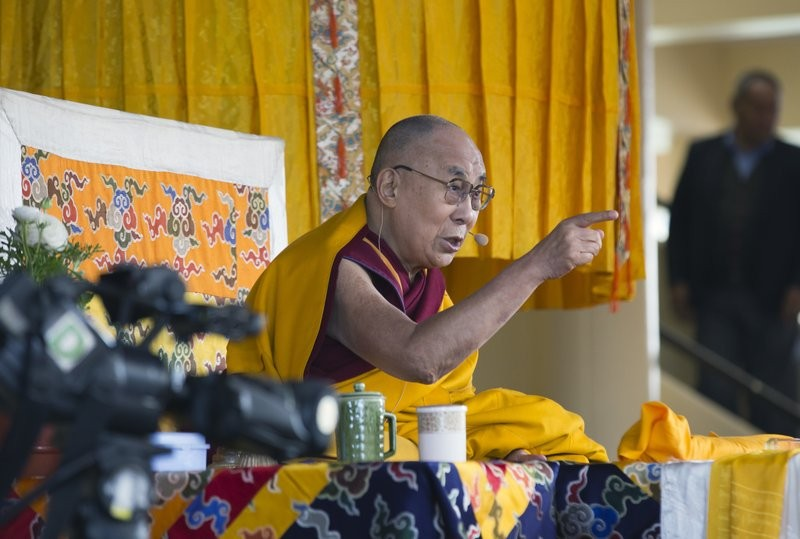 China relations: Govt advises 'leaders' to skip Dalai Lama's events