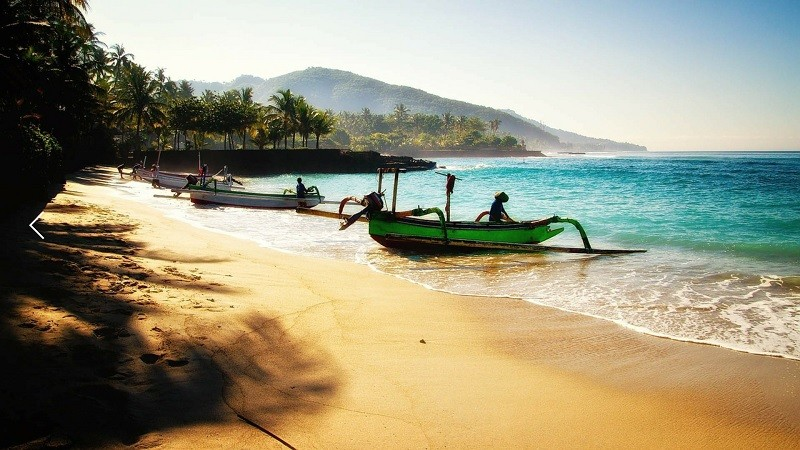 印尼峇里島。翻攝自Pixabay