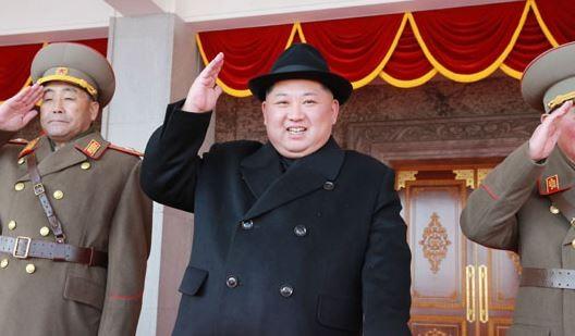 北韓領袖金正恩(圖片來源:翻攝自勞動新聞)