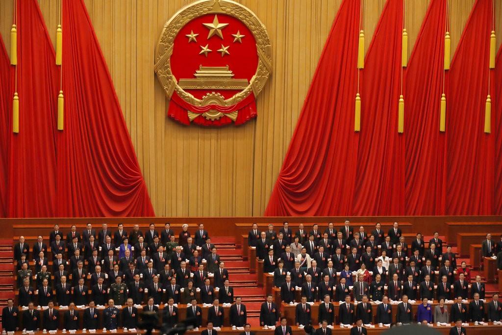 中國全國政協(圖片來源:美聯社)